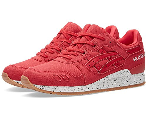 Rouge Baskets classic Gel Iii Adulte lyte Red Asics 2323 Mixte Basses classic Red x40qZ0tT