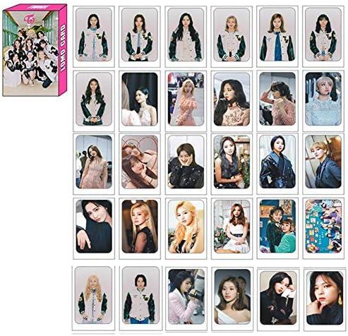 Zhenzhiao Kpop Blackpink NCT Twice LOMO Cards foto cartolina foto cartolina 30 pz//set 1 unit? per confezione