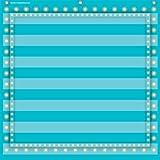 Teacher Created Resources Light Blue Marquee 7 Pocket Chart (28' x 28')