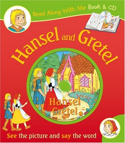 British Bronze Awards - Hansel and Gretel (Read Along With Me Book & CD)