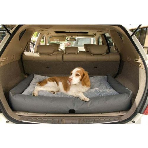 K&H Pet Products Travel / SUV Bed Large Gray 30'' x 48'' x 8'' (Set of 3)