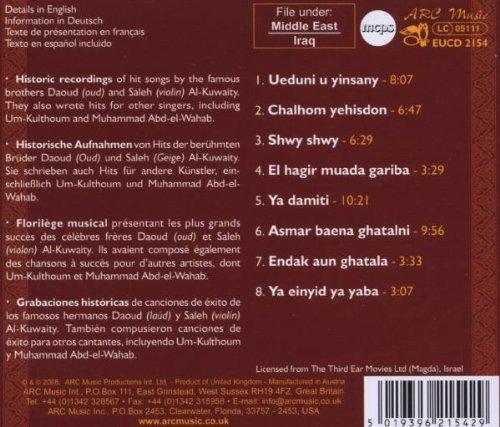 Masters Of Iraqi Music