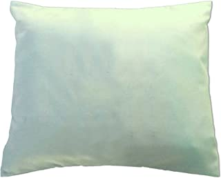product image for SheetWorld - Baby Pillow Case - Light Solids - Mint - Made In USA