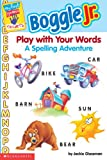Play with Your Words, Jackie Glassman, 0439317932