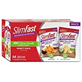 Slimfast Advanced Baked Crisps Variety, 14 Pack