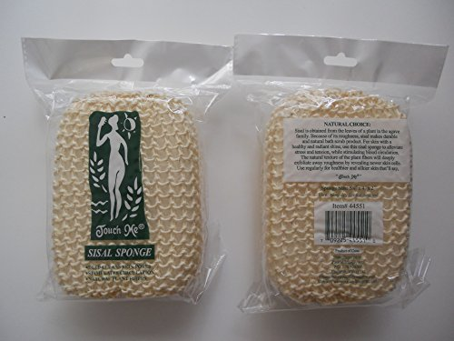 Touch Me Natural Covered Sponge