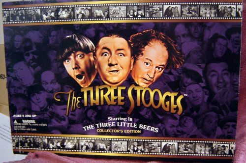 Three Stooges 12 Inch Action Figure Set - FAO Schwarz Exclusive