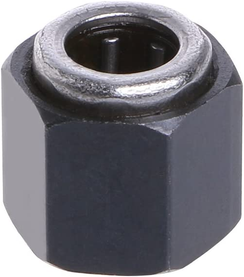 WE-WHLL pi/èces de Mise /à Niveau R025-12mm roulement /à Sens Unique /à /écrou Hexagonal pour Moteur Nitro de Voiture HSP 1:10 RC