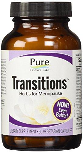 Transitions Menopause Essence Vegetarian Capsules