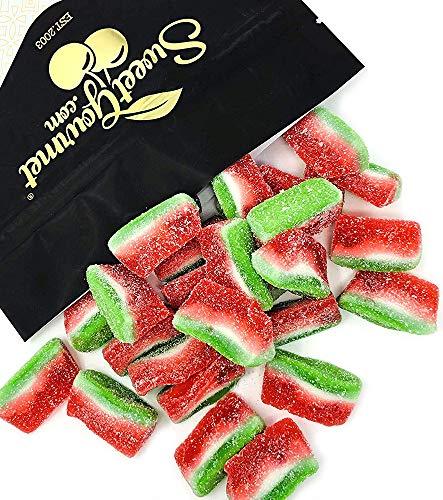 (SweetGourmet Gummi Watermelons Candy 1.5)