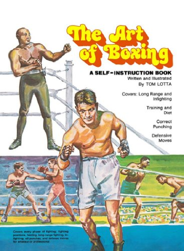 The Art of Boxing: A Self-Instruction Book
