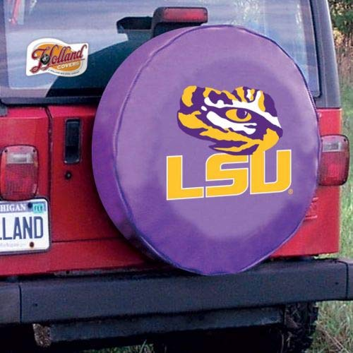 Holland Bar Stool Co. 30 x 10 Louisiana State Tire Cover