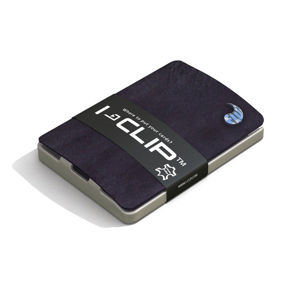I-Clip, Porta carte di credito Púrpura 9 cm 14198