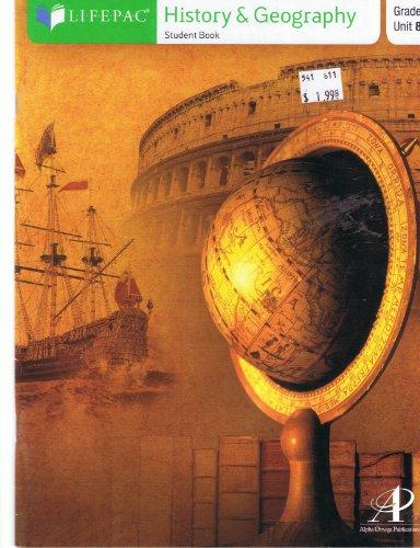 Lifepac History & Geography, Grade 6, Unit 8: Modern Western Europe