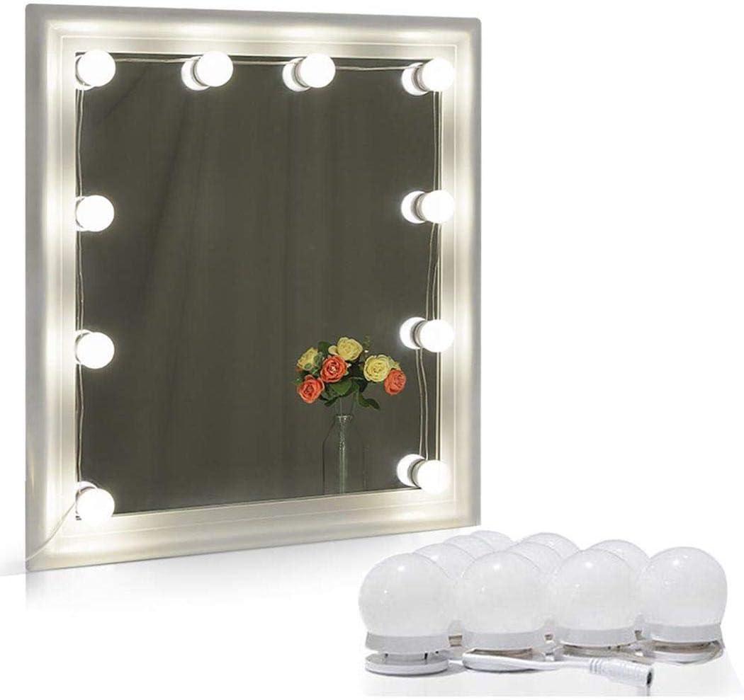 10 bombillas para espejos OIYINM77 por sólo 17,30€ con el #código: RH77G4Z6