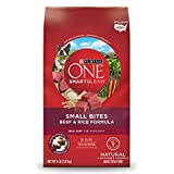 Purina One Smartblend Natural Small Bites Beef