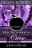 Front cover for the book Mummers' Curse by Gillian Roberts