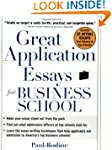 Great Application Essays for Business...