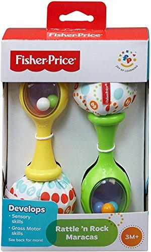 Fisher-Price Rattle n Rock Maracas