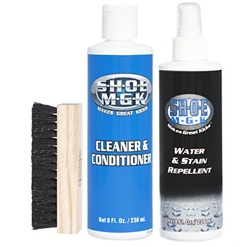 Shoe MGK Clean & Protect - Water & Stain Repellent Kit … by SHOE MGK (Image #1)