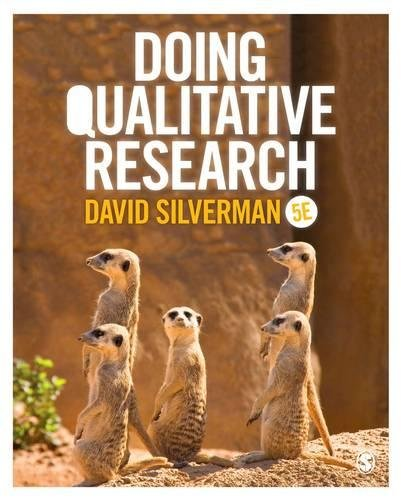 Doing Qualitative Research David Silverman