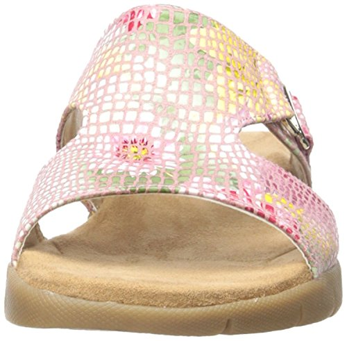 Aerosoles Women's New Wip Fisherman Sandal, Pink Floral, 8 M - Sandals Floral Womens