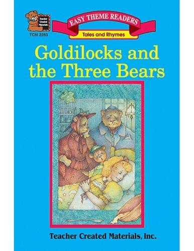 Goldilocks and the Three Bears Easy Reader
