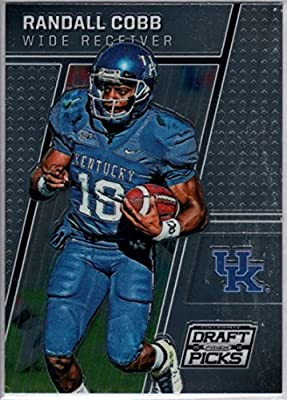 Football NFL 2016 Panini Prizm Collegiate Draft Picks #83 Randall Cobb