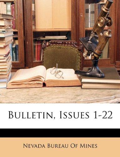 Read Online Bulletin, Issues 1-22 ebook