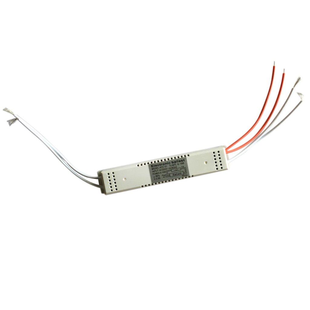 Almencla AC220V Slim T4 Lampada Fluorescente Tubo Elettronico Reattori Elettronici AYZ-01-18W-22W