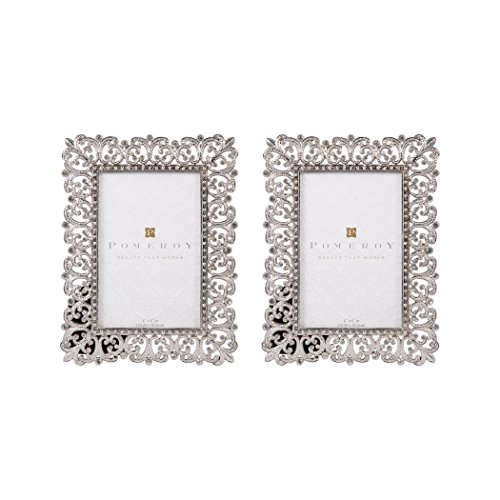- Traditional Décor Collection Gwendolyn 4x6 Frames - Set of 2