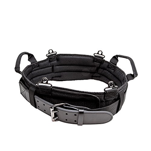 Tradesman Pro Padded Tool Belt, Medium Klein Tools 5245 by Klein Tools