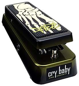 Dunlop KH95 Kirk Hammett Signature Cry Baby Wah Wah