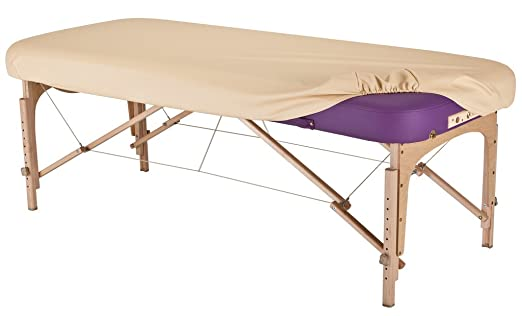 earthlite professional massage table sheet ultra durable fitted
