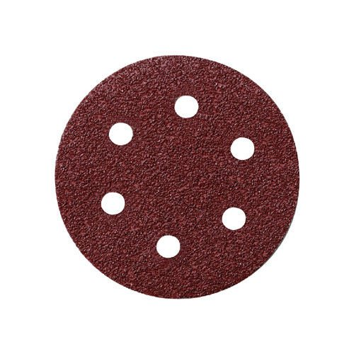 Metabo 624053000 3-1/8-Inch P80 Cling-Fit Sanding Discs, 25-Pack (Disc Sanding Metabo)