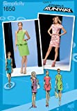 Best Simplicity Creative Group Inc - Patterns Peplum Dresses - Simplicity Project Runway Pattern 1650 Misses Dress in Review