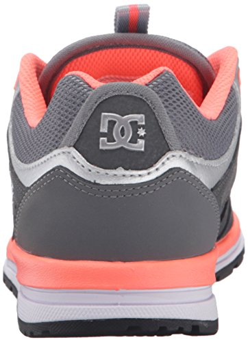 Zapato De Skate Dc Kalis Lite U Gris / Gris Claro