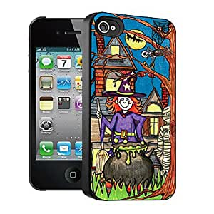 Miko Pattern 3D Effect Case for iPhone4/4S