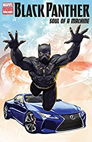 Black Panther: Soul Of A Machine (2017) #3 (English Edition)