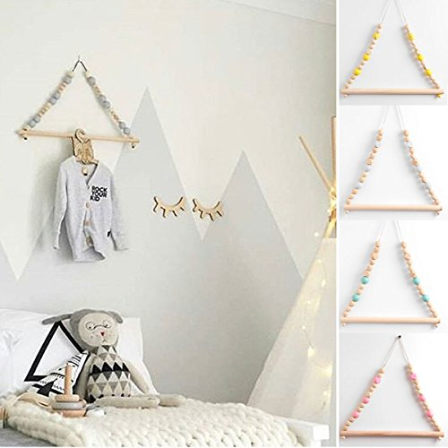 KINGSO Decorative Wall Hanging Home Decor For Kids Baby Nurs