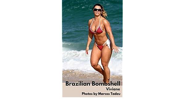 fe42fccde A Brazilian Bombshell  Viviane in high heels