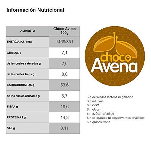 Energy Feelings Choco Avena Eco control de peso - 1,5 Kg: Amazon.es: Salud y cuidado personal