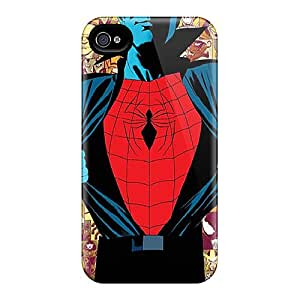 Ultra Slim Fit Hard Favorcase Cases Covers Specially Made For Iphone 6plus- Amazing Spiderman