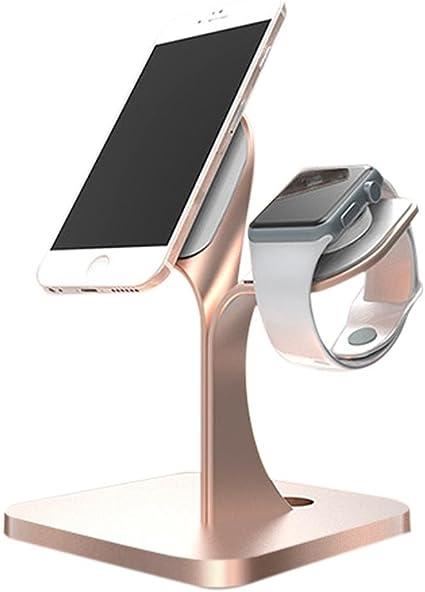 Für iPhone Ständer, Apple Watch Ständer, Aluminium