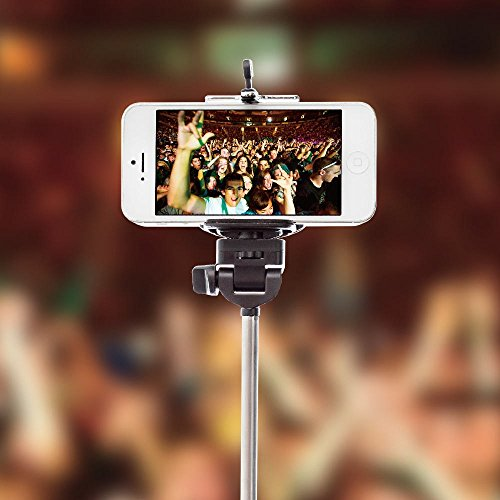 Selfie Stick Adjustable Monopod Telescopic Mobile SmartPhone iPhone Camera Handle Holder