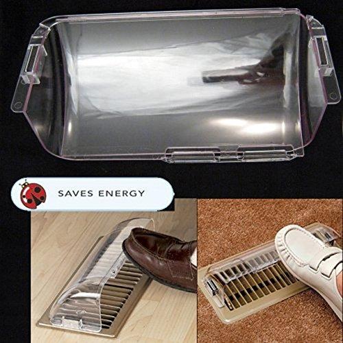 round heat vent deflector - 2