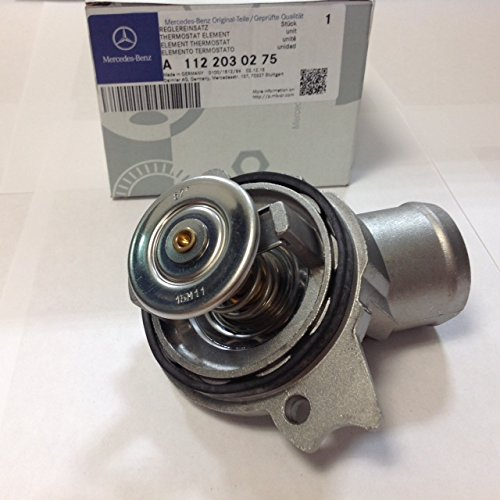 (Mercedes-Benz 112 203 02 75, Engine Coolant Thermostat Kit )