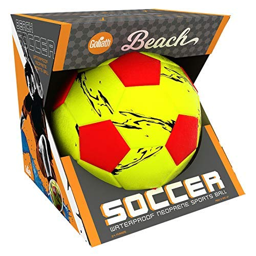 Goliath Beach Soccer Ball - Yellow - Size 3