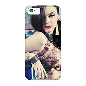 OCn38404hYoR Anti-scratch Cases Covers LauraKrasowski Protective Cher Lloyd Cases For Iphone 5c