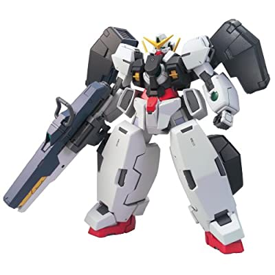 Gundam 00: HG 06 GN-005 Gundam Virtue 1/144 Scale Model Kit: Toys & Games